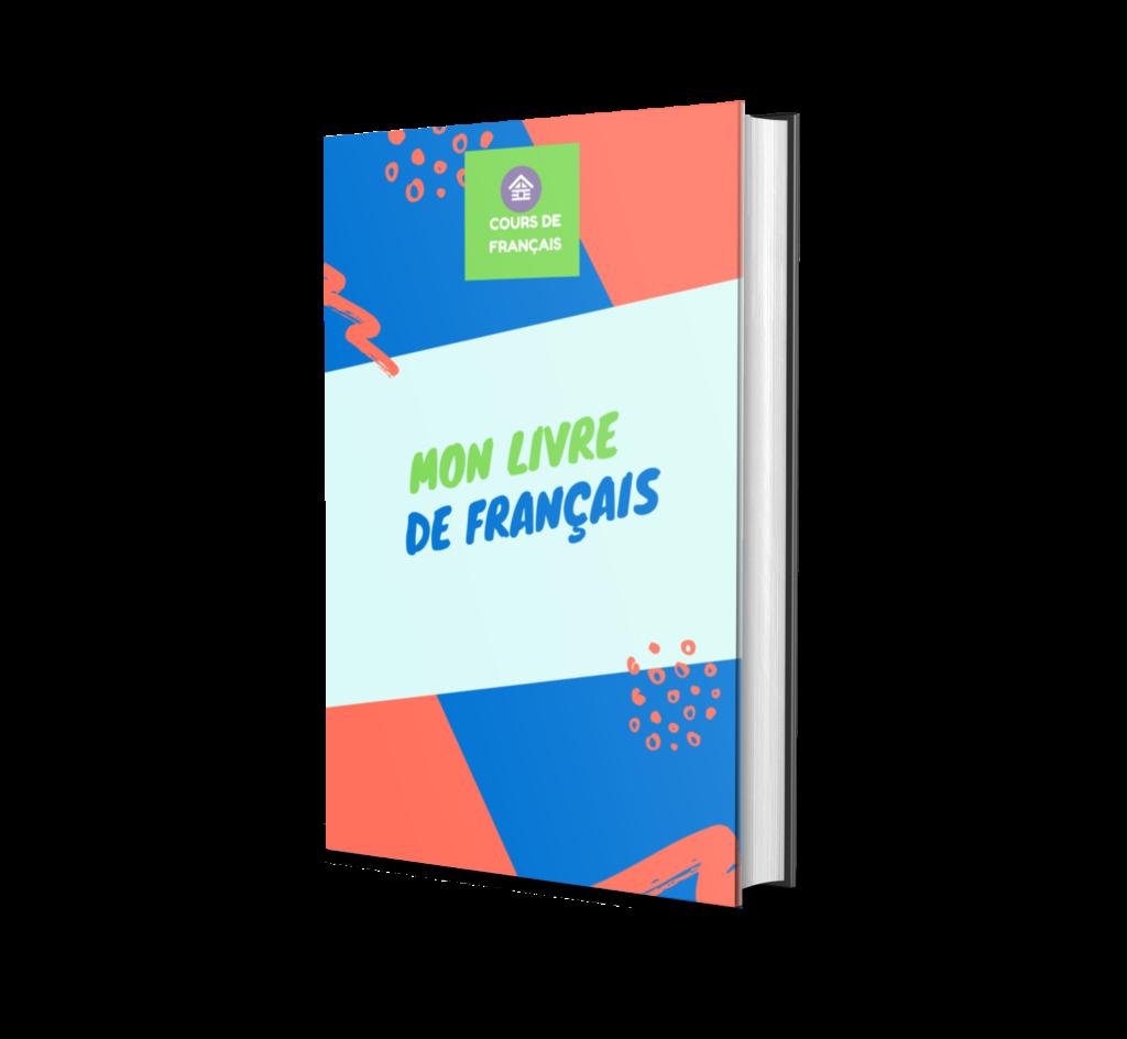 un livre gratuit pour apprendre le français